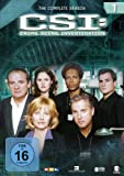 CSI: Crime Scene Investigation - Season 1 (6 DVDs)
