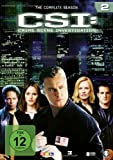 Crime Scene Investigation - Season 2 (6 DVDs)
