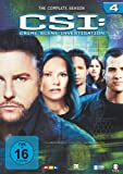 CSI: Crime Scene Investigation - Season 4 (6 DVDs)