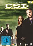 Crime Scene Investigation - Season 5 (6 DVDs)