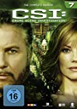 CSI: Crime Scene Investigation - Season 7 (6 DVDs)