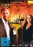 CSI: Miami - Season  1 (6 DVDs)