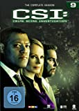 CSI: Crime Scene Investigation - Season 9 (6 DVDs)