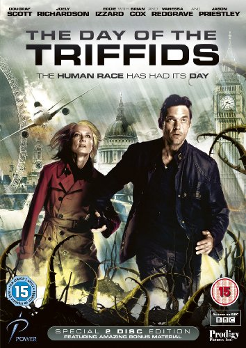 The Day of the Triffids DVD cover