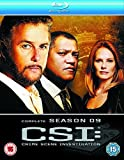 CSI - Crime Scene Investigation - Series 9 - Complete [Blu-ray]