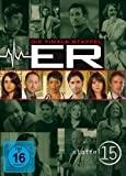 E.R. - Emergency Room Staffel 15 (3 DVDs)