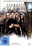 Stargate Atlantis - Season 5 (5 DVDs)