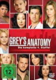 Grey's Anatomy - Die jungen rzte: Staffel 4 (5 DVDs)