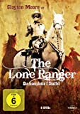 The Lone Ranger - Staffel 1 (8 DVDs)