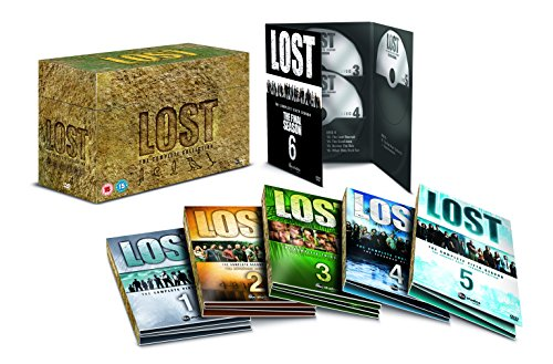Lost UK complete cover