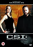 CSI - Crime Scene Investigation - Season  5 - Complete