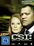 CSI: Crime Scene Investigation - Season 9 / Box-Set 2 (3 DVDs)