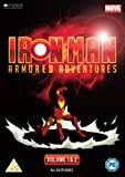 Iron Man - Armored Adventures, Vols. 1+2 - Complete