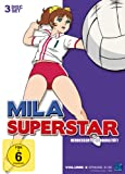 Mila Superstar - Box 2 - Episoden 31-55 (3 DVDs)