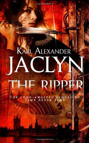 Jaclyn the Ripper cover
