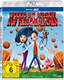 Top Angebot  Wolkig mit Aussicht auf Fleischbllchen [3D Blu-ray] 
