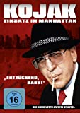 Kojak - Einsatz in Manhattan: Staffel 2 (5 DVDs)