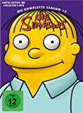 Die Simpsons - Season 13 (Kopf-Tiefzieh-Box, Collector's Edition, 4 DVDs)