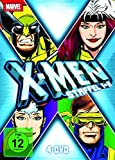 X-Men - Staffel 1+2 (4 DVDs)
