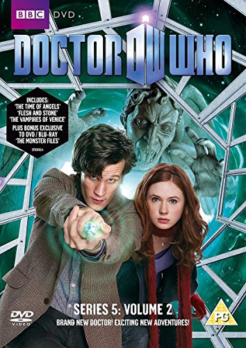 Doctor Who S5 vol 2 UK cover