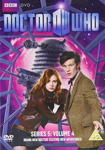 Doctor Who S5 vol 4 UK cover