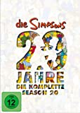 Season 20: 20 Jahre Simpsons (4 DVDs)