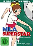 Mila Superstar - Die komplette Serie (Limited Edition) (12 DVDs)