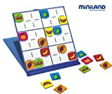 Sudoku: Miniland 36053 - Sudoku Frchte