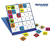 Sudoku: Miniland 36054 - Sudoku Insekten