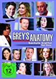 Grey's Anatomy - Die jungen rzte: Staffel 6, Teil 1 (3 DVDs)