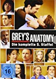 Grey's Anatomy - Die jungen rzte: Staffel 5 (7 DVDs)