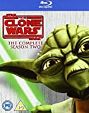 Star Wars - The Clone Wars - Series 2 - Complete [Blu-ray]