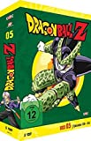 Dragonball Z - Box  5/Episoden 139-164 (5 DVDs)