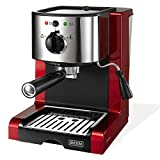 Espressomaschinen: Beem D2000.615 Espresso Perfect Crema Plus - Edition Eckart Witzigmann, brilliantrot