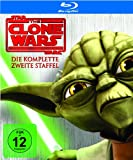 Star Wars - The Clone Wars: Staffel 2 [Blu-ray]