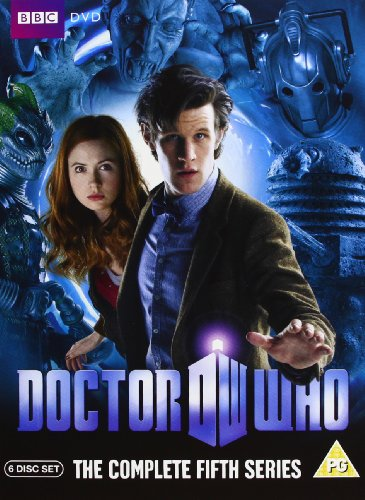 Doctor Who series 5 cover