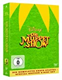 Die Muppet Show - Staffel 1 (Limited Edition, 4 DVDs)
