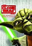 Star Wars - The Clone Wars: Staffel 2 (Ultimate Collector's Edition, 5 DVDs - exklusiv bei Amazon.de)