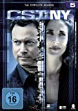 CSI: NY - Season 5 (6 DVDs)