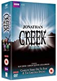 Jonathan Creek - Complete Series One To Four & The Christmas Specials (DVD)