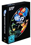 DC Universe 75th Anniversary Collection (16 DVDs)
