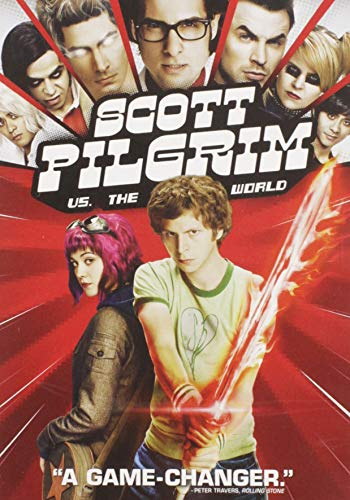 Scott Pilgrim cover