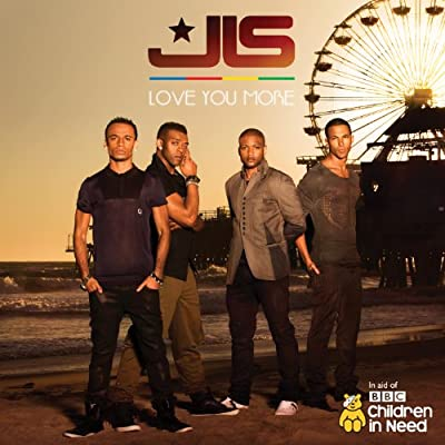 JLS - Love You More - Children In Need 2010