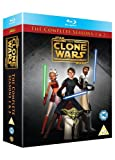 Star Wars - The Clone Wars - Series 1-2 - Complete [Blu-ray]