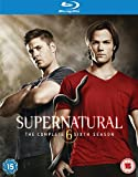Supernatural - Complete Season 6 [Blu-ray]