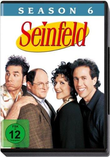 Seinfeld Season 6 (4 DVDs)