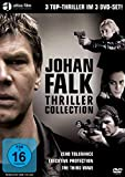 Johan Falk - Thriller Collection (3 DVDs)