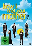 How I Met Your Mother - Staffel 5 (3 DVDs)