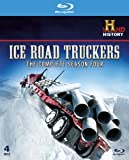 Ice Road Truckers - Series 4 [Blu-ray]