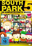 South Park - Staffel  5 (3 DVDs)